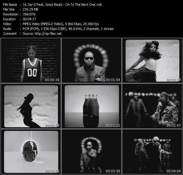 Jay-Z Feat. Swizz Beatz - On To The Next One