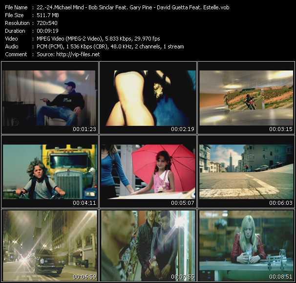 Michael Mind - Bob Sinclar Feat. Gary Pine - David Guetta Feat. Estelle - Baker Street - Love Generation - One Love