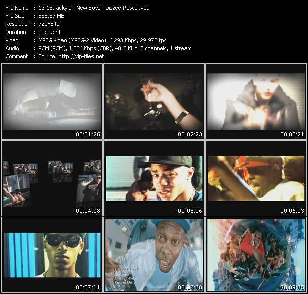 Ricky J - New Boyz - Dizzee Rascal - Whatta Night - You're A Jerk (Donni Hotwheel Club Edit) - Bonkers