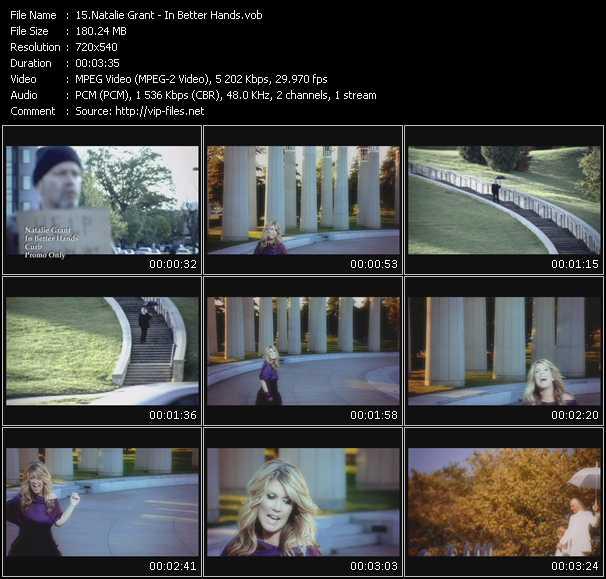 Natalie Grant - In Better Hands
