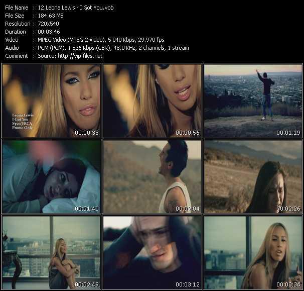 Leona Lewis - I Got You