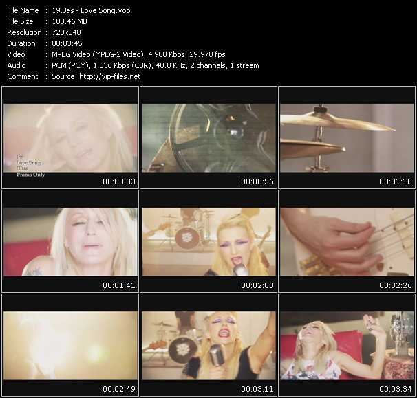 Jes - Love Song