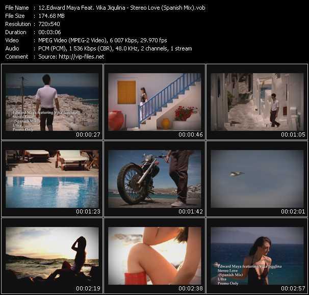 Edward Maya Feat. Vika Jigulina - Stereo Love (Spanish Mix)