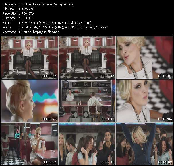 Dakota Ray - Take Me Higher
