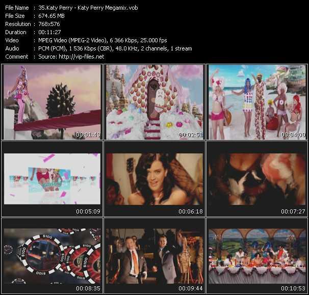 Katy Perry - Katy Perry Megamix