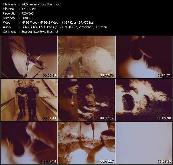 Shamen - Boss Drum