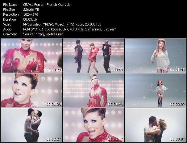 Ysa Ferrer - French Kiss