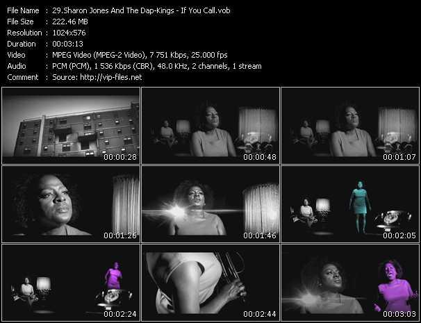 Sharon Jones And The Dap-Kings - If You Call