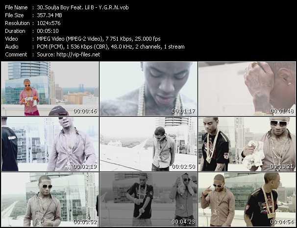 Soulja Boy Tell 'Em Feat. Lil' B - Y.G.R.N