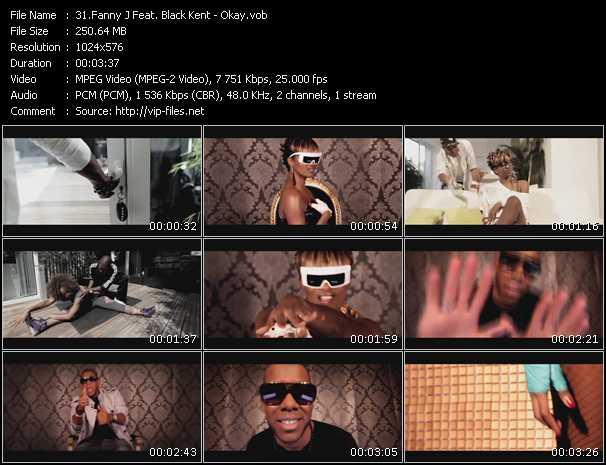Fanny J Feat. Black Kent - Okay