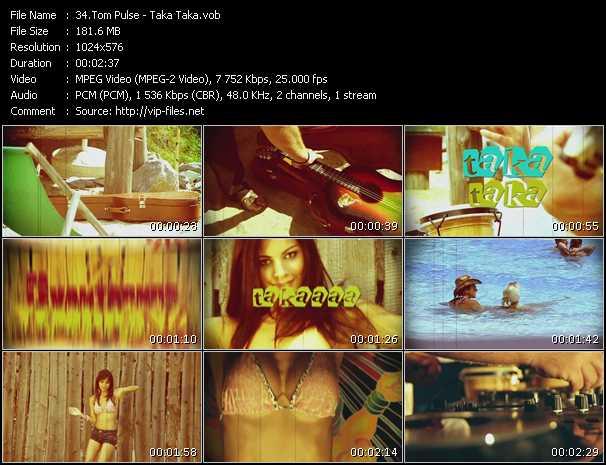 Tom Pulse - Taka Taka