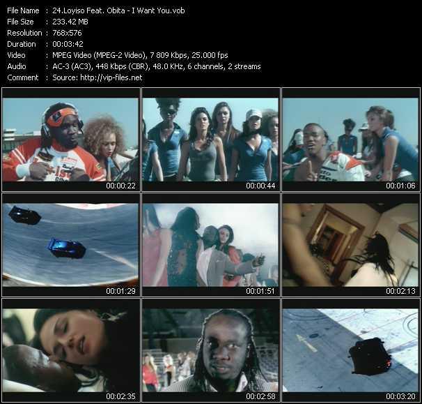 Loyiso Feat. Obita - I Want You