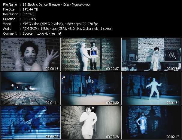 Electric Dance Theatre - Crack Monkey