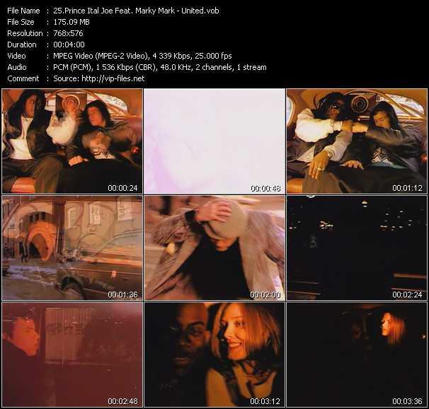 Prince Ital Joe Feat. Marky Mark - United