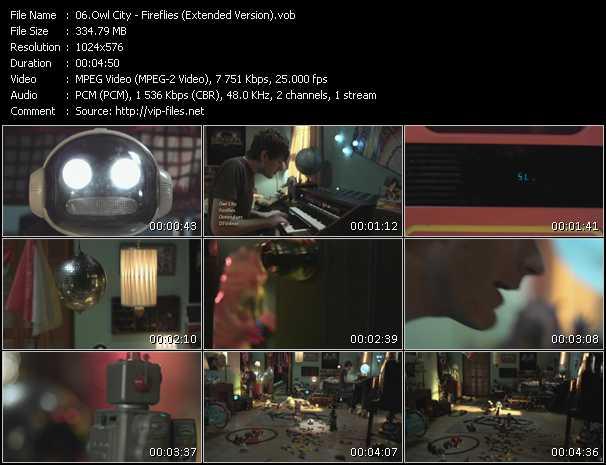 Owl City - Fireflies (Extended Version)