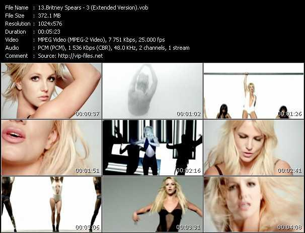 Britney Spears - 3 (Extended Version)