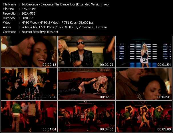 Cascada - Evacuate The Dancefloor (Extended Version)