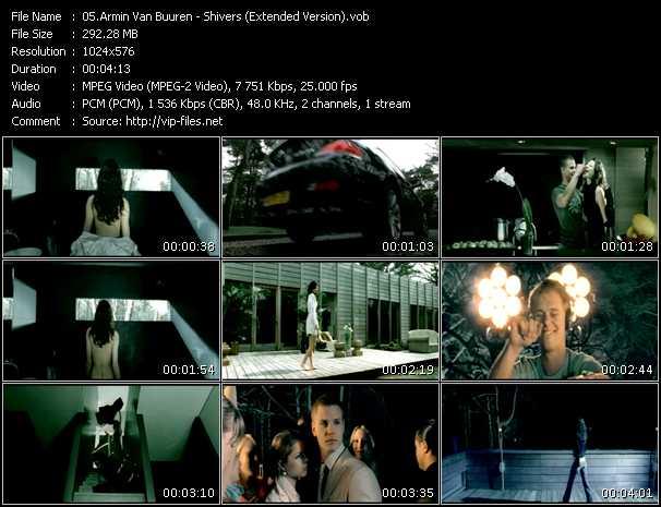 Armin Van Buuren - Shivers (Extended Version)