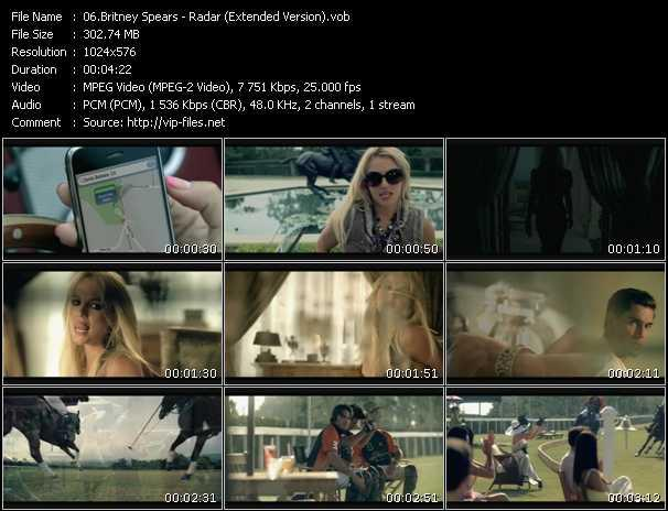 Britney Spears - Radar (Extended Version)