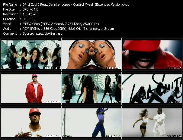 LL Cool J Feat. Jennifer Lopez - Control Myself (Extended Version)