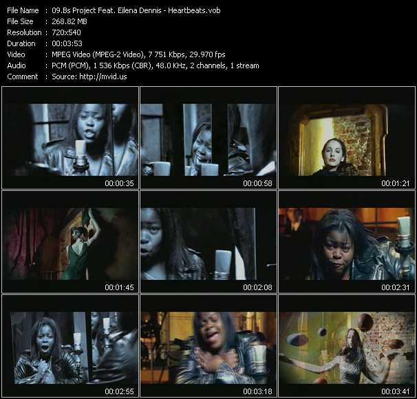 Bs Project Feat. Eilena Dennis - Heartbeats