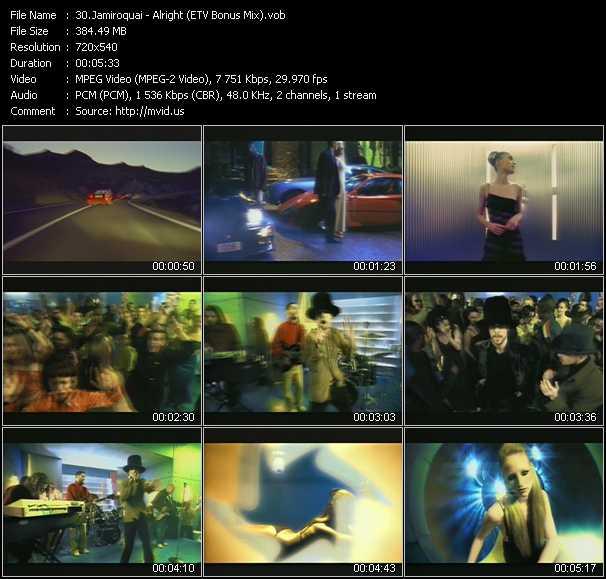Jamiroquai - Alright (ETV Bonus Mix)
