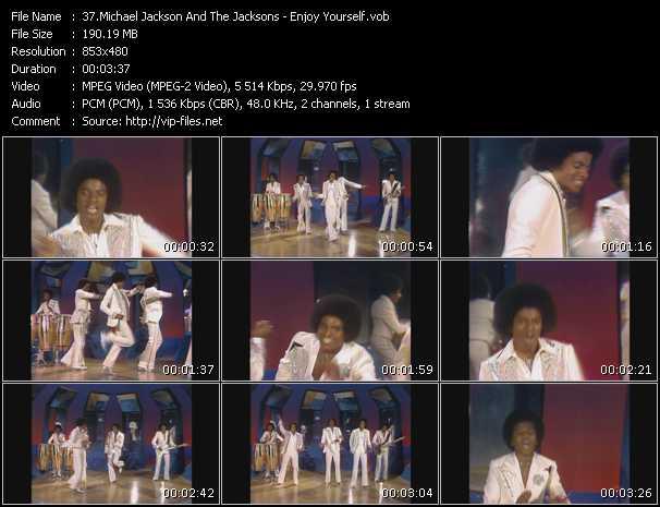 Michael Jackson And The Jacksons (Jackson 5) - Enjoy Yourself