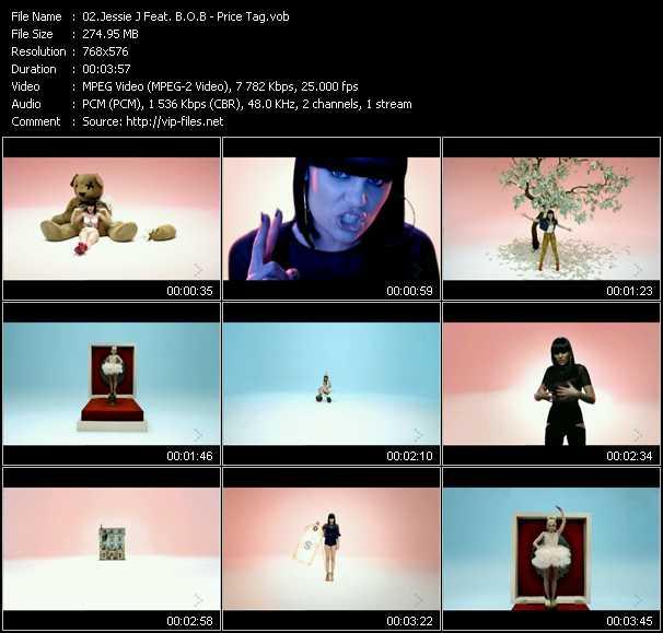 Jessie J Feat. B.O.B. - Price Tag