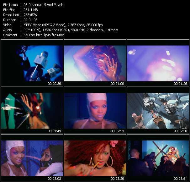 Rihanna - S And M