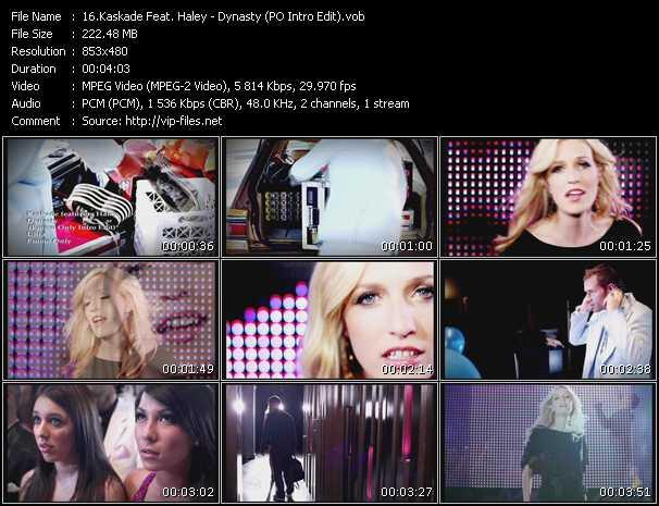 Kaskade Feat. Haley - Dynasty (PO Intro Edit)
