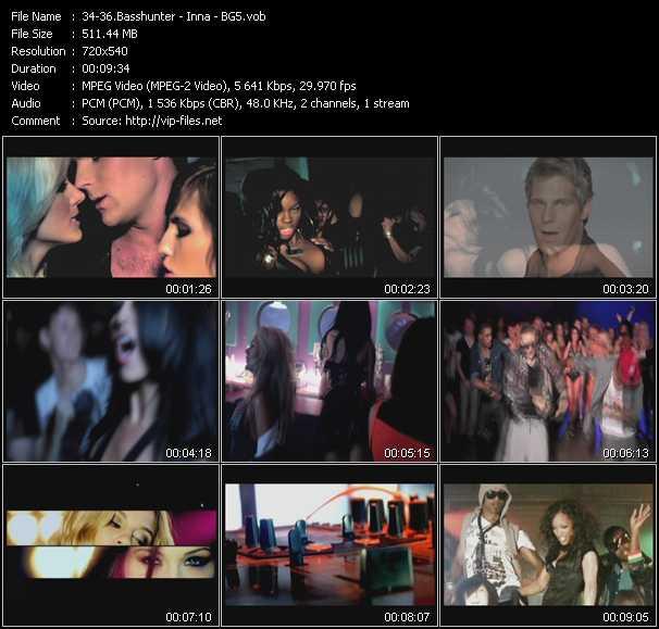 Basshunter - Inna - Beach Girl5 (BG5) - Saturday - 10 Minutes - Scratch