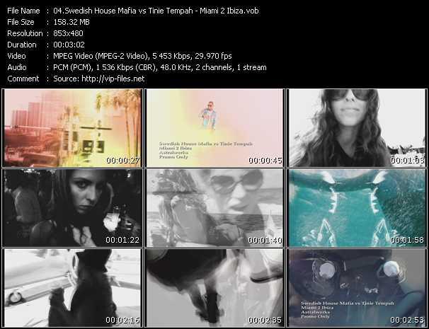 Swedish House Mafia Vs. Tinie Tempah - Miami 2 Ibiza