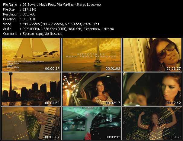 Edward Maya Feat. Mia Martina - Stereo Love