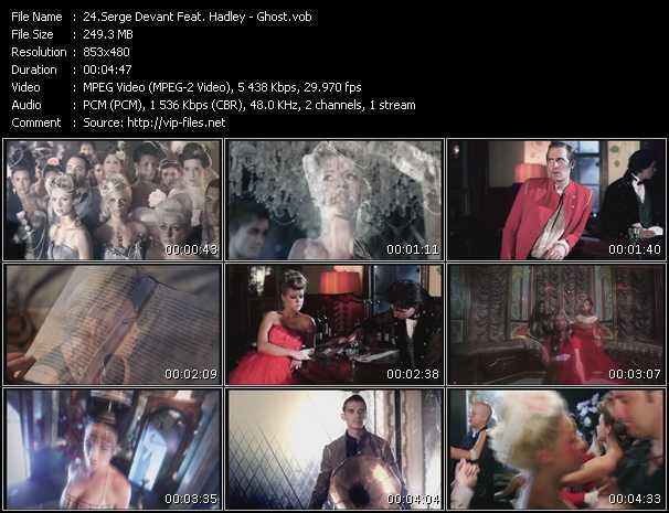 Serge Devant Feat. Hadley - Ghost