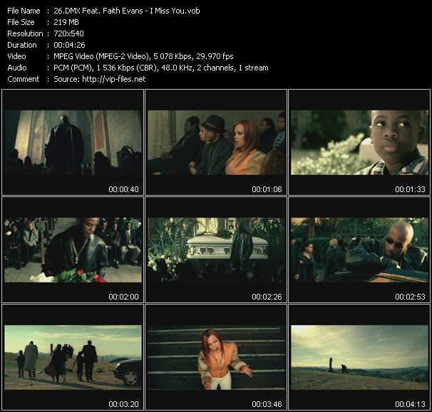 Dmx Feat. Faith Evans - I Miss You