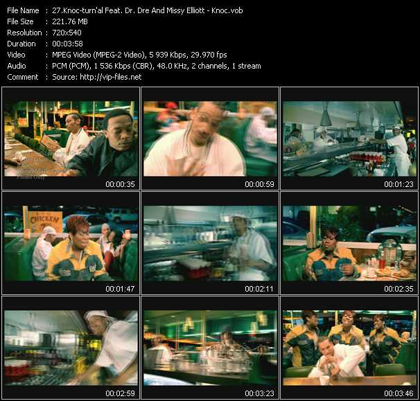 Knoc-Turn'Al Feat. Dr. Dre And Missy Elliott - Knoc
