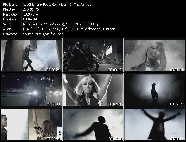 Chipmunk Feat. Keri Hilson - In The Air