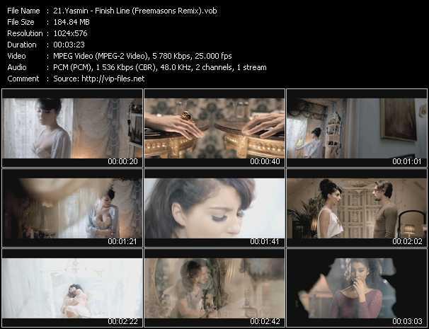 Yasmin - Finish Line (Freemasons Remix)