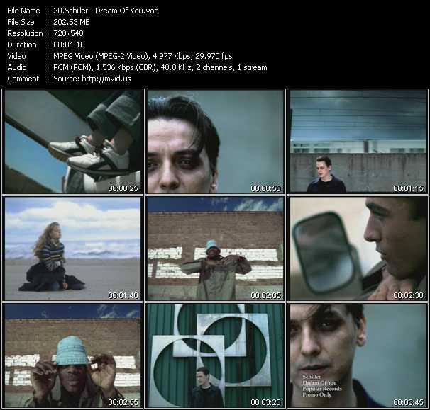 Schiller - Dream Of You