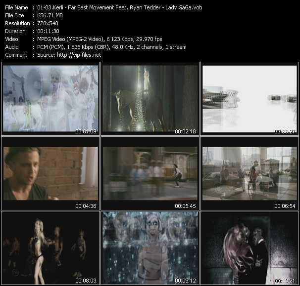 Kerli - Far East Movement Feat. Ryan Tedder - Lady GaGa - Army Of Love - Rocketeer (PO Bimbo Jones Intro Edit) - Born This Way