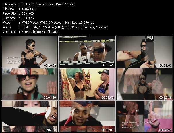Bobby Brackins Feat. Dev - A1