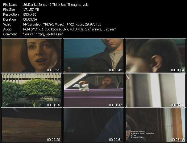Danko Jones - I Think Bad Thoughts