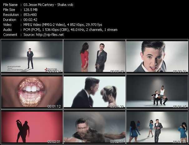 Jesse McCartney - Shake