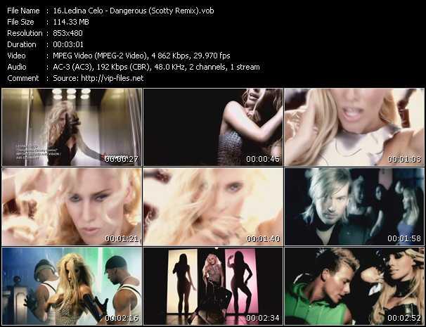 Ledina Celo - Dangerous (Scotty Remix)