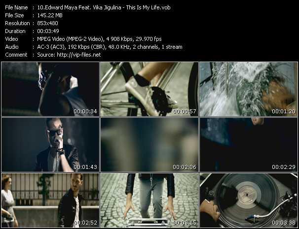 Edward Maya Feat. Vika Jigulina - This Is My Life