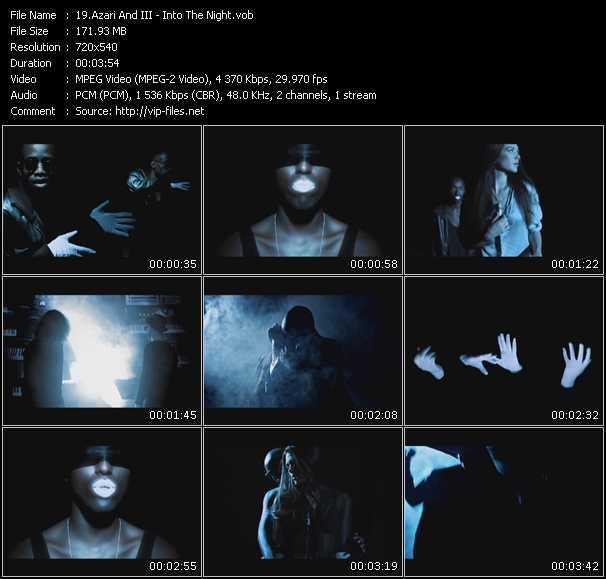 Azari And III - Into The Night