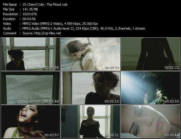 Cheryl Cole - The Flood