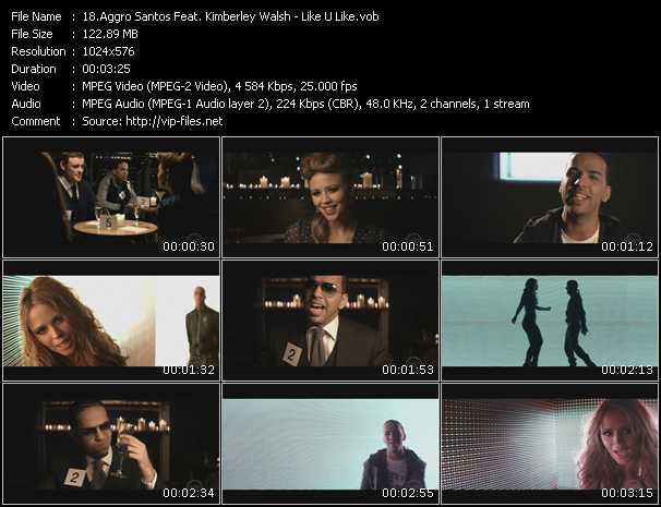 Aggro Santos Feat. Kimberley Walsh - Like U Like