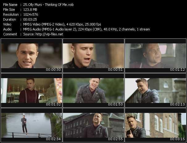 Olly Murs - Thinking Of Me