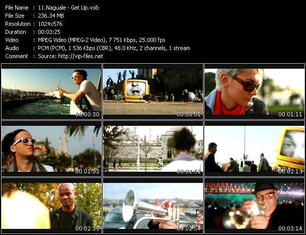 Naguale - Get Up